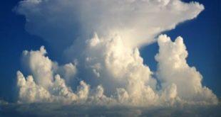 Awas..! Awan Cumulonimbus Mengintai Madura
