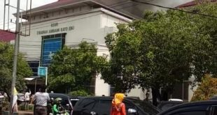 Diduga Akibat Korsleting Listrik, RSUD Syamrabu Bangkalan Kekabaran